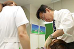 STEP4 治療開始 歯磨き指導・口腔内清掃